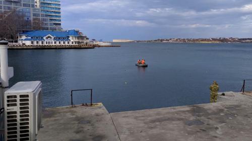ForPost - Севастопольскую бухту разминируют перед реконструкцией набережной