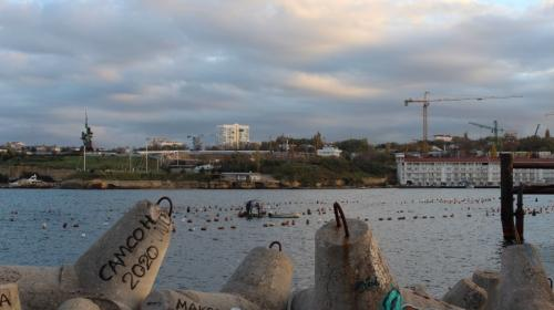 ForPost - На мысе Хрустальном в Севастополе появится КПП