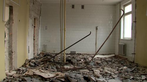 ForPost- В Севастополе сорвали капитальный ремонт поликлиники