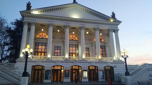 ForPost- В Севастополе отремонтируют драматический театр и улучшат мобильную связь