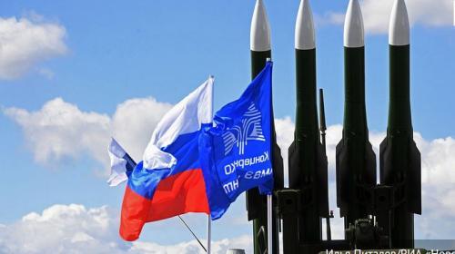 ForPost- В РФ завершили госиспытания системы предупреждения о ракетном нападении