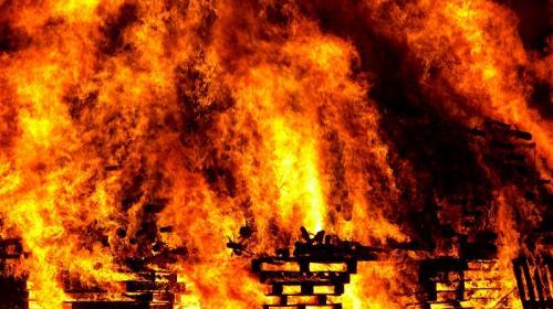 ForPost- В Крыму на пожаре погиб 9-месячный ребенок