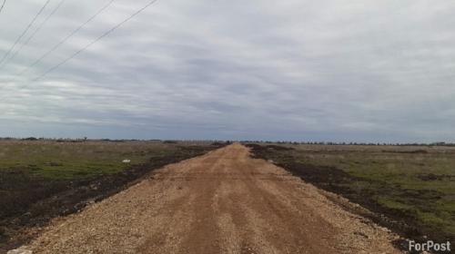 ForPost - Сестра Поклонской строит проспект Крымской весны в открытом поле