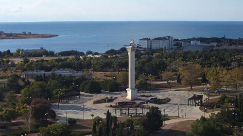 ForPost - Архитектурную концепцию парка Победы в Севастополе формируют заново
