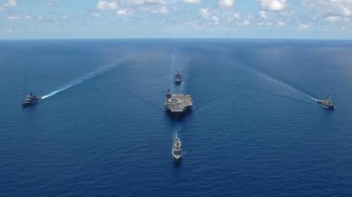 ForPost- НАТО развернуло военные учения в Черном море
