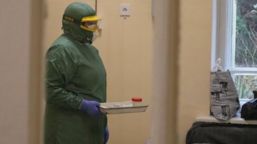 ForPost - В Севастополе перенесли открытие больницы из-за тщательной дезинфекции