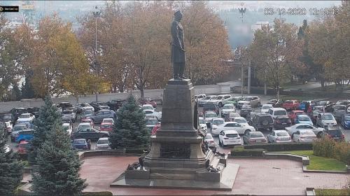 ForPost- Опять парковки: Депутаты Севастополя отклонили инициативу чиновников