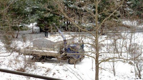 ForPost- Севастополец обнаружил в лесу растущие гаражи