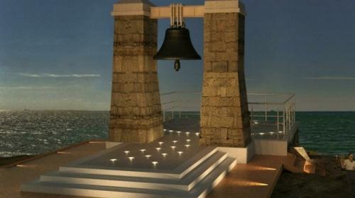 ForPost - Представлен план реконструкции Туманного колокола Херсонеса в Севастополе