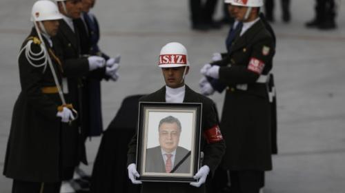 ForPost- В Турции вынесли приговор по делу об убийстве российского посла