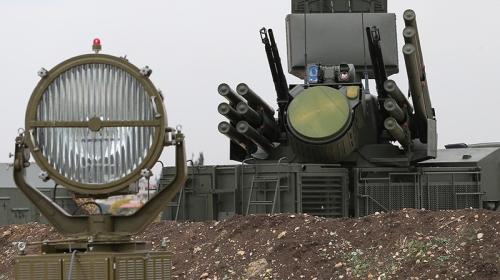 ForPost- Турецкие беспилотники атаковали российский «Панцирь-С1»