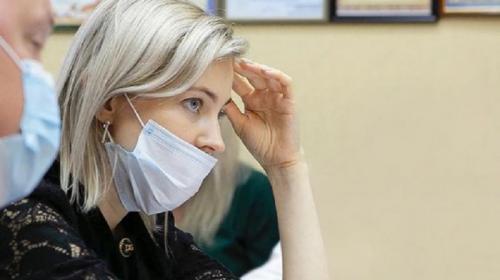 ForPost- Поклонская заявила о гуманитарной катастрофе в Крыму из-за «вонючей воды»