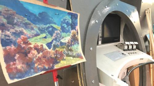 ForPost- В центральном музее Крыма создают подлодку капитана Немо