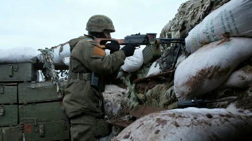 ForPost - СМИ сообщили о полной боевой готовности украинских силовиков в Донбассе