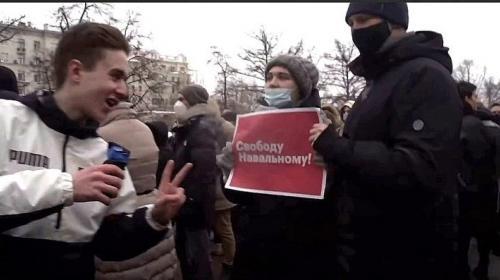 ForPost- Политологи оценили «массовость» будущих акций протестов сторонников Навального