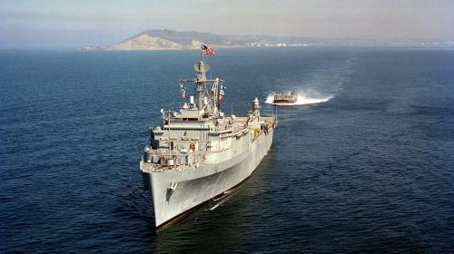 ForPost - Черноморский флот взял под наблюдение американский эсминец с «Томагавками» на борту