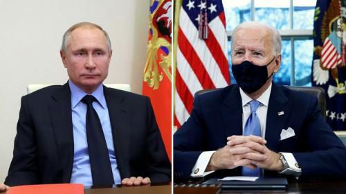 ForPost- Байден отказался от прямой линии с Путиным