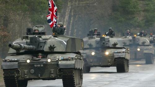 ForPost- Великобритания объявила Россию «величайшей угрозой»