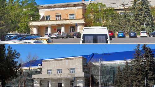 ForPost- «Мы на дне». Севастополь безвозвратно утратил облик самого оригинального довоенного здания