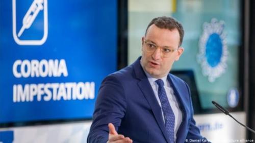ForPost- Глава Минздрава Германии призвал к жесткому локдауну на две недели