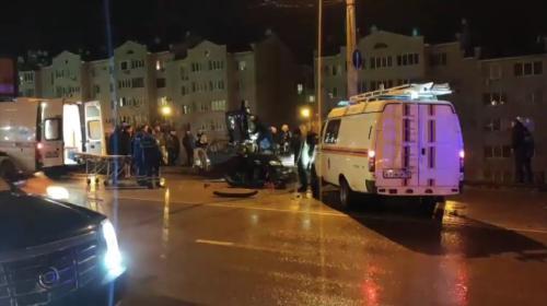 ForPost - В Севастополе в жуткой аварии пострадали три человека