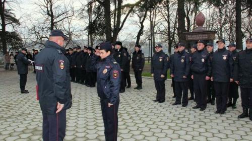ForPost - Ряды севастопольской полиции активно пополняются