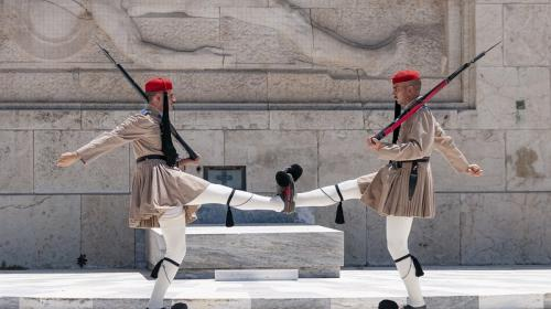 ForPost- Греция потребовала от Германии репарации за две войны