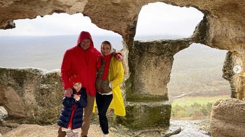 ForPost- Навку и Пескова поразил крымский пещерный город