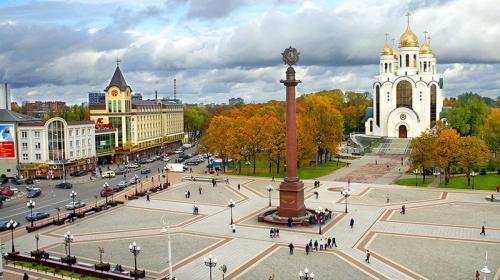 ForPost - Калининград хотятпереименовать в Александрию