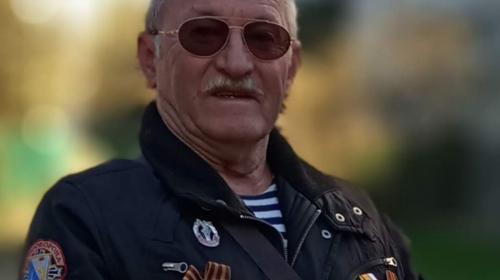 ForPost- Ушёл из жизни севастопольский «воин света» Сергей Гонтарь