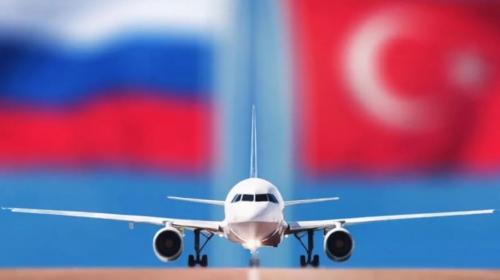 ForPost- Авиасообщение с Турцией могут ограничить на месяц