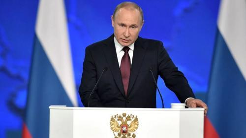 ForPost - Песков заявил о постковидной повестке послания Путина Федеральному Собранию