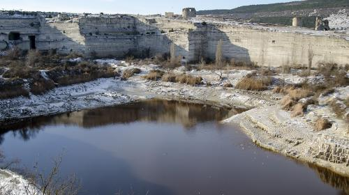 ForPost - Инкерманское озеро попробуют наполнить водами Чёрной речки