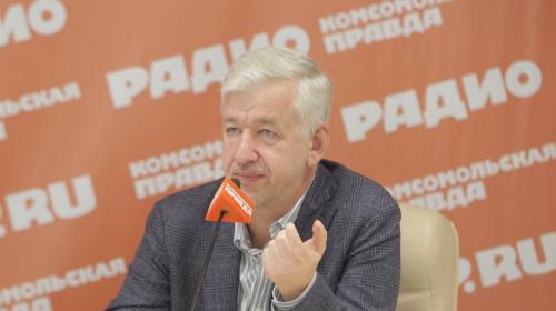ForPost - Дмитрий Михайлин: Севастополь - город, который уважаешь с первого рукопожатия