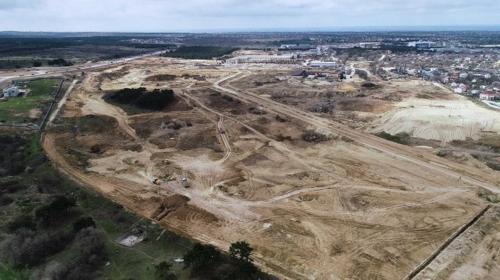 ForPost- В Севастополе начали строить индустриальный парк