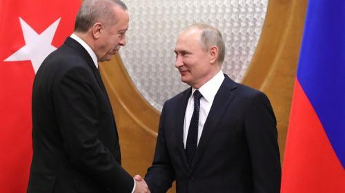 ForPost- Россия попытается изменить позицию Турции по Крыму