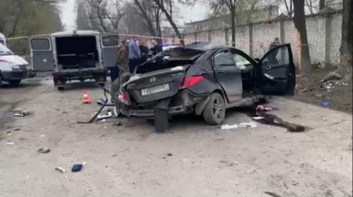 ForPost - Смертельный квест: пятеро подростков погибли в ДТП — видео