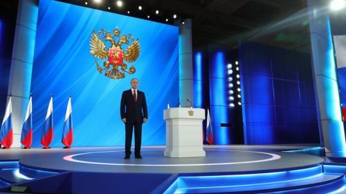 ForPost - Путин сказал, как долго будут жить россияне к 2030 году