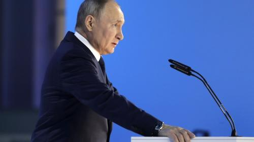 ForPost - «Крутятся вокруг Шерхана мелкие табаки»: Путин ответил на вызовы коллективного Запада