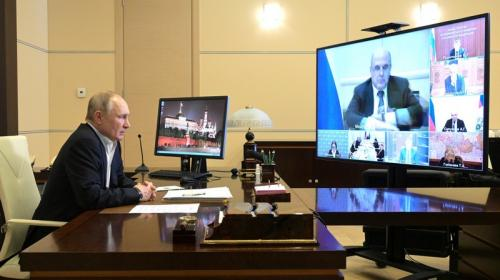 ForPost - Путин в своём послании огласит нечто новое для россиян