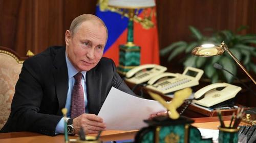 ForPost - Песков рассказал о банковских вкладах и имуществе Путина