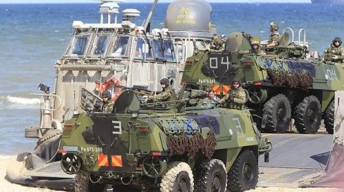 ForPost - Шойгу заявил о возросшей активности НАТО у южных границ РФ