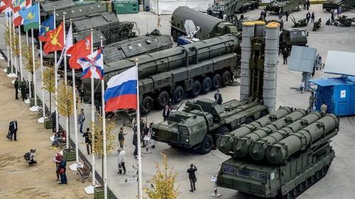 ForPost - Россия вошла в пятёрку стран-лидеров по военным расходам
