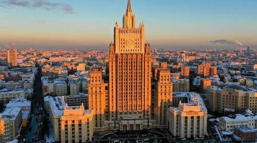 ForPost - Россия объявила персоной нон грата военного атташе Италии