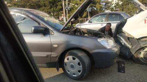 ForPost- В Севастополе произошла очередная авария с участием скорой помощи