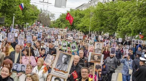 ForPost- Как в Севастополе пройдёт «Бессмертный полк»
