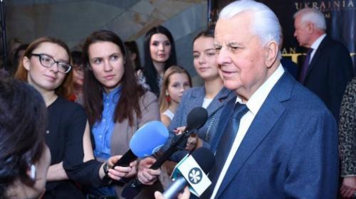 ForPost - Кравчук: Украина может стать ядерной державой