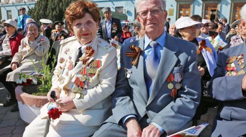 ForPost - Салюты, парады, концерты: как в Крыму отметят 76-ю годовщину Победы