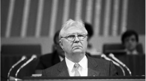 ForPost - Умер бывший секретарь ЦК КПСС Егор Лигачев