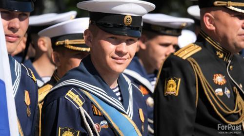 ForPost - Самый спокойный парад Победы в Севастополе
